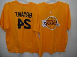 0126 NBA Apparel LOS ANGLES LAKERS KOBE BRYANT #24 Basketbal