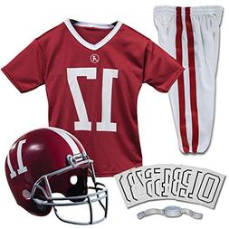 Franklin Sports 15501F01P1Z COL ALABAMA Medium Uniform Set