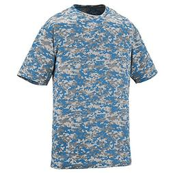 Augusta Sportswear 1798 Men's Digi Camo Wicking T-Shirt, X-L