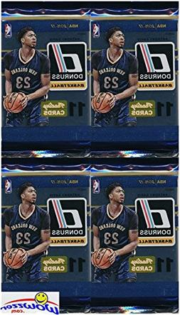 2016/2017 Panini Donruss NBA Basketball Lot of FOUR Factory