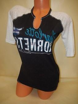 8427 NBA Apparel Womens Ladies CHARLOTTE HORNETS Basketball