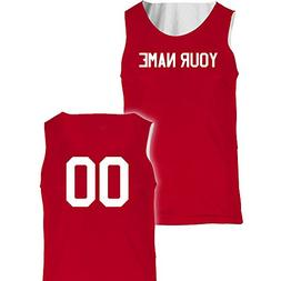 Hardkor Sports Basic Reversible Custom Basketball Jersey You