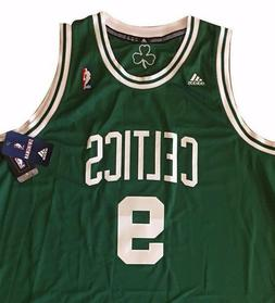 BOSTON CELTICS NBA Basketball adidas Swingman Sewn Letter RO