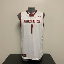 Boston College Eagles Basketball Jersey Under Armour Heat Ge
