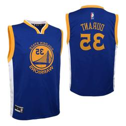 Boys 8-20 Kevin Durant Golden State Warriors Basketball Jers
