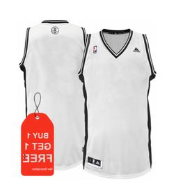 Brooklyn Nets NBA adidas Basketball Jersey- Buy 1, Get 1 Fre