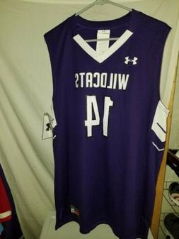 UNDER ARMOUR Crunch Time Northwestern Wildcats Basketball Je