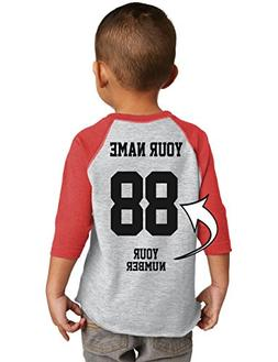 Custom Baseball Jerseys for Toddlers and Kids-Team Uniforms