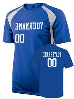 Adult Custom Jersey, Personalize with Your Names, Numbers an