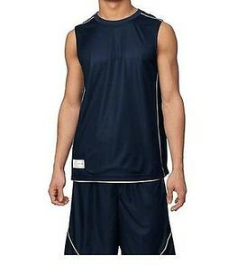 Custom PosiCharge Mesh Reversible Sleeveless Jersey Soccer B