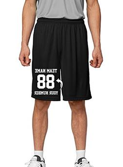 Tee Miracle Custom Youth Basketball Shorts - Make Your Own S