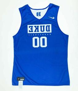 duke blue devils basketball reversible jersey men