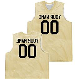 Hardkor Sports Fadeaway Reversible Custom Basketball Jersey