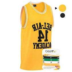 AFLGO The Fresh Prince of Bel Air 14 Academy Jersey Will Smi