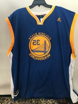 Kevin Durant Jersey Golden State Warriors NBA Basketball Adi