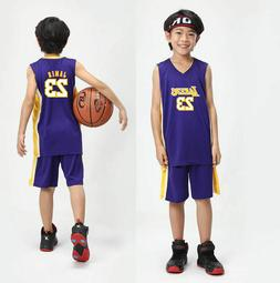 kids children s youth basketball jersey 23