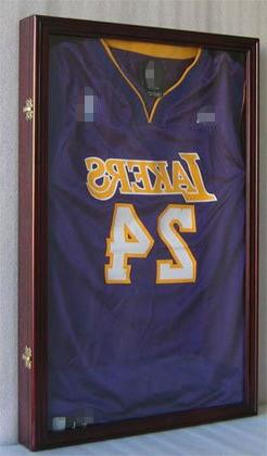 """25""""H X 16"""" SMALL Boy's Size Sport Jersey Display Case Shadow"""