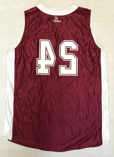 INTENSITY ATHLETICS Basketball Jersey Tank Size L Large •