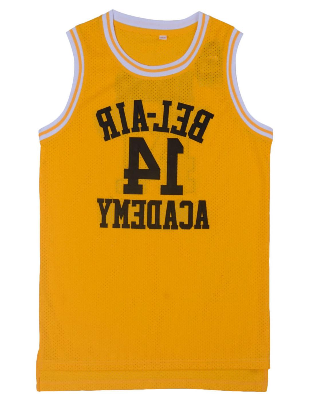 Will Smith the Fresh Prince Air Academy Jersey Basketball 14#
