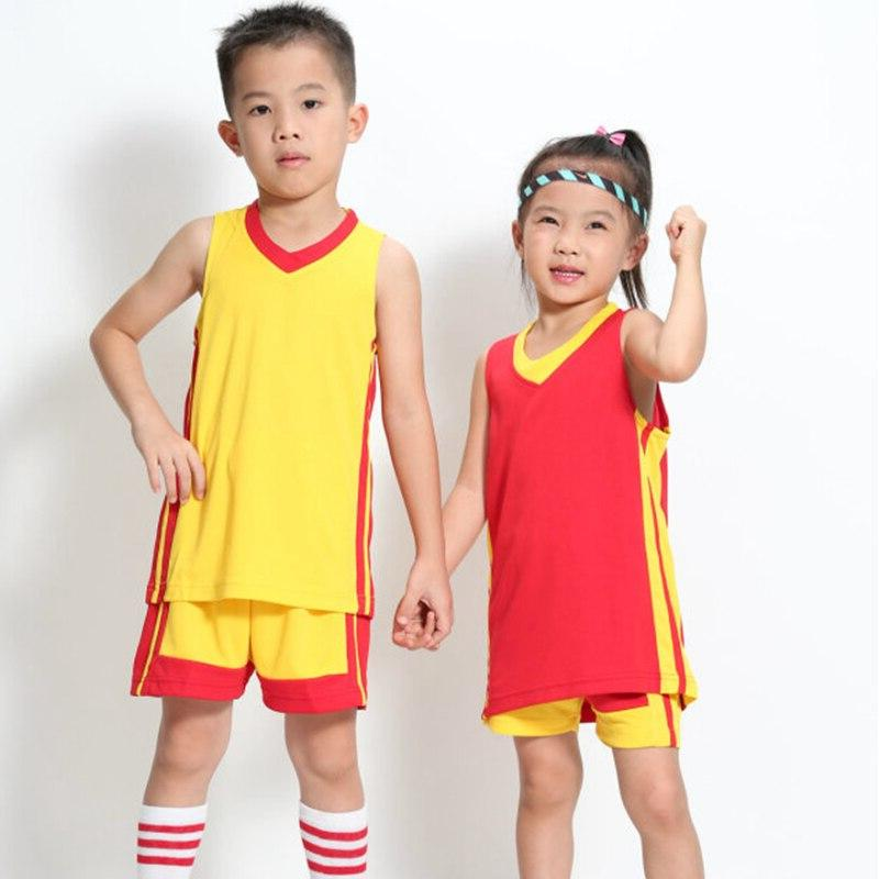 Boys/Kids <font><b>Basketball</b></font> <font><b>Jerseys</b></font> Uniforms Kits Sports Sports Running Shorts