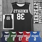 Custom Basketball Jerseys // Team Uniform // Sleeveless Jers