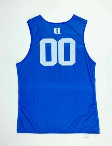 Basketball Reversible Jersey Men's Medium
