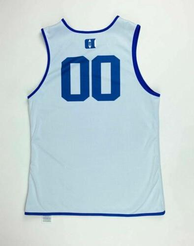 Nike Duke Basketball Medium #00 Blue White