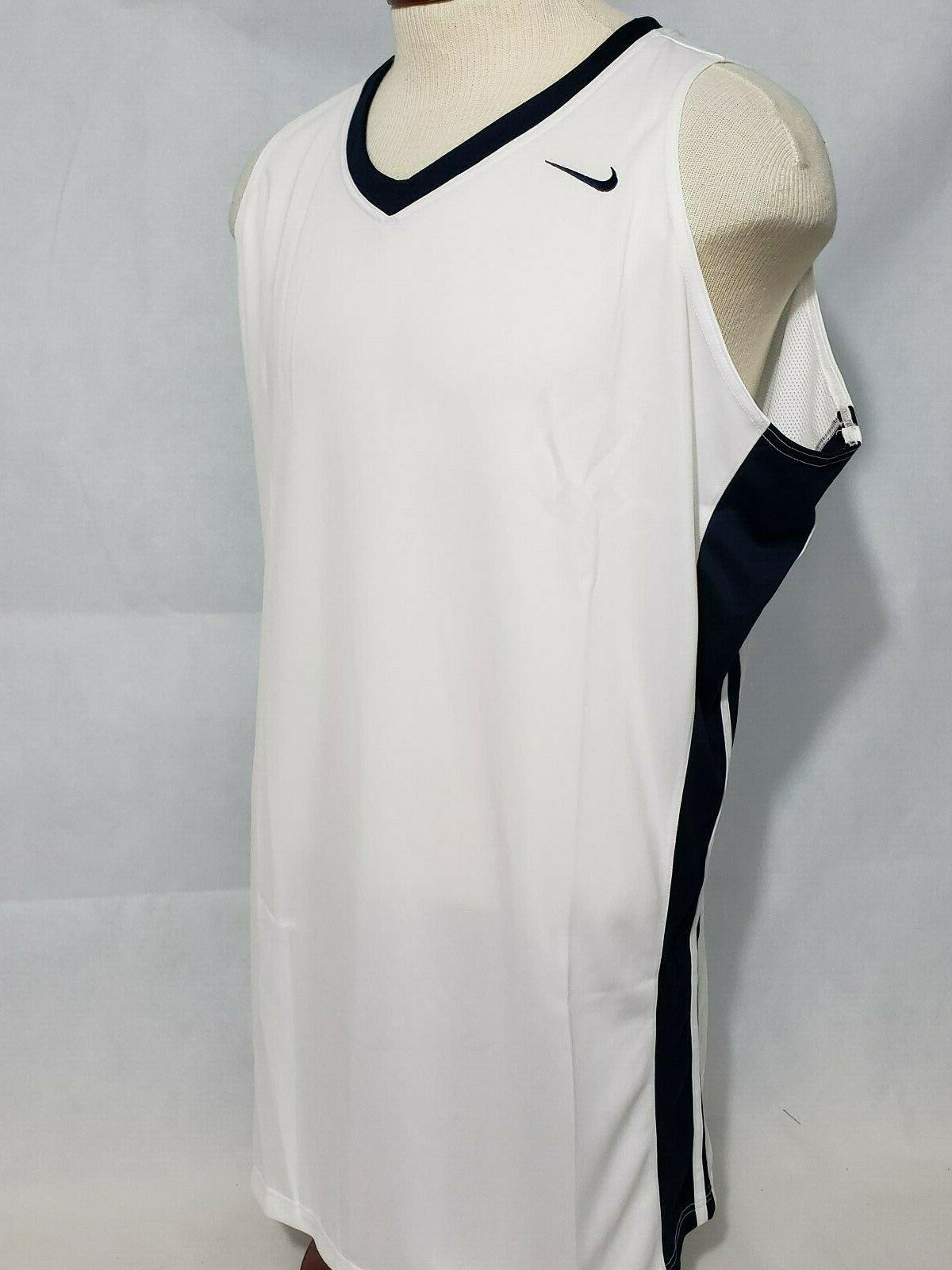 Nike Jersey Blue White Size NWT