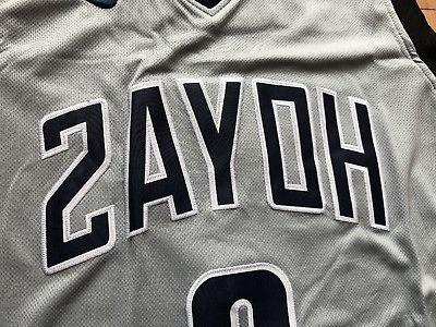 Georgetown Hoyas #3 Philadelphia 76ers Basketball Jersey Stiched