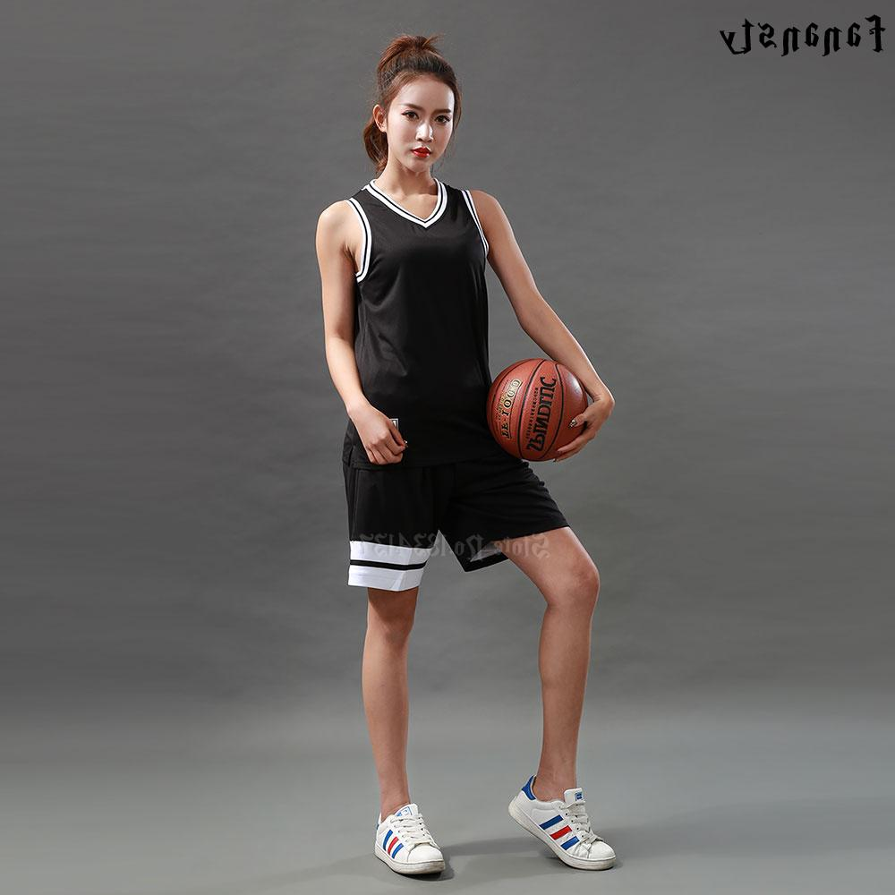 High sets Women custom <font><b>basketball</b></font> uniforms college suits