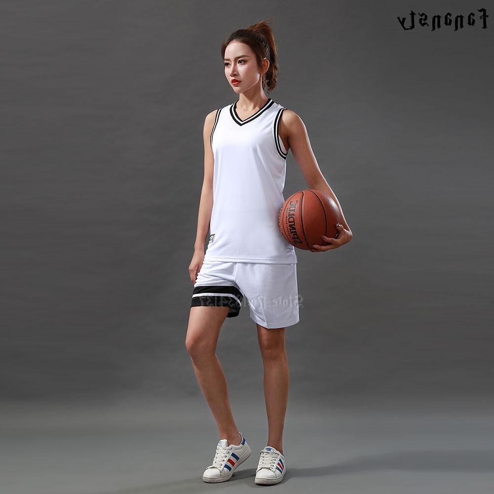 High <font><b>basketball</b></font> sets Women uniforms college team suits