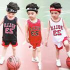 HOT Kids Baby Boys Girls  23 Michael Jordan Bulls Basketball c69637454