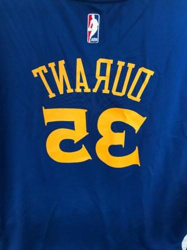 Kevin Durant State Warriors NBA NWT