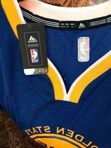 Kevin Durant State Warriors Basketball Adidas NWT