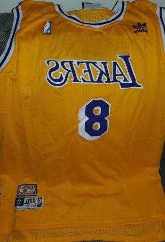 Kobe Angeles Lakers Vintage Throwback Basketball