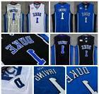 Kyrie Irving #1 NCAA Duke Blue Devils Men Stitched Basketbal