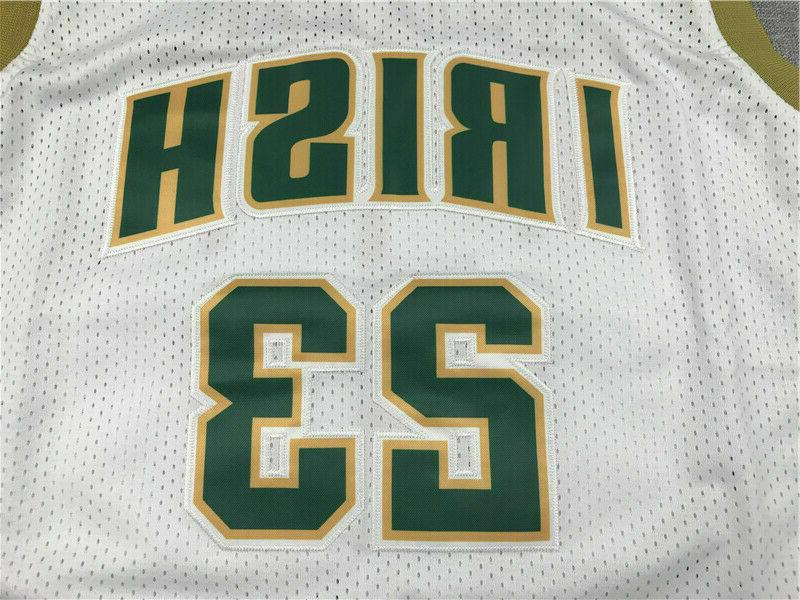LeBron James Mary School Basketball All Stitched