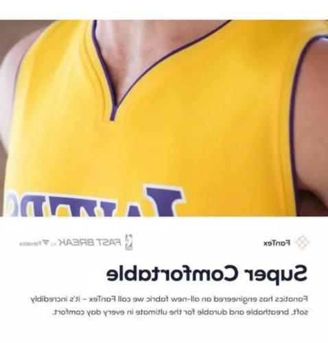 Lonzo Lakers NBA NWT