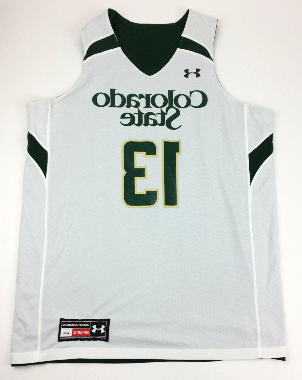 Colorado Basketball Jersey