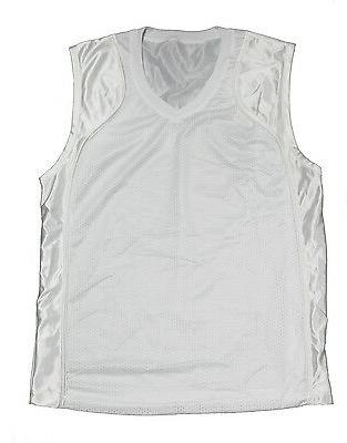 A4 MEN'S REVERSIBLE MESH TANK GAME MUSCLE BASKETBALL JERSEY
