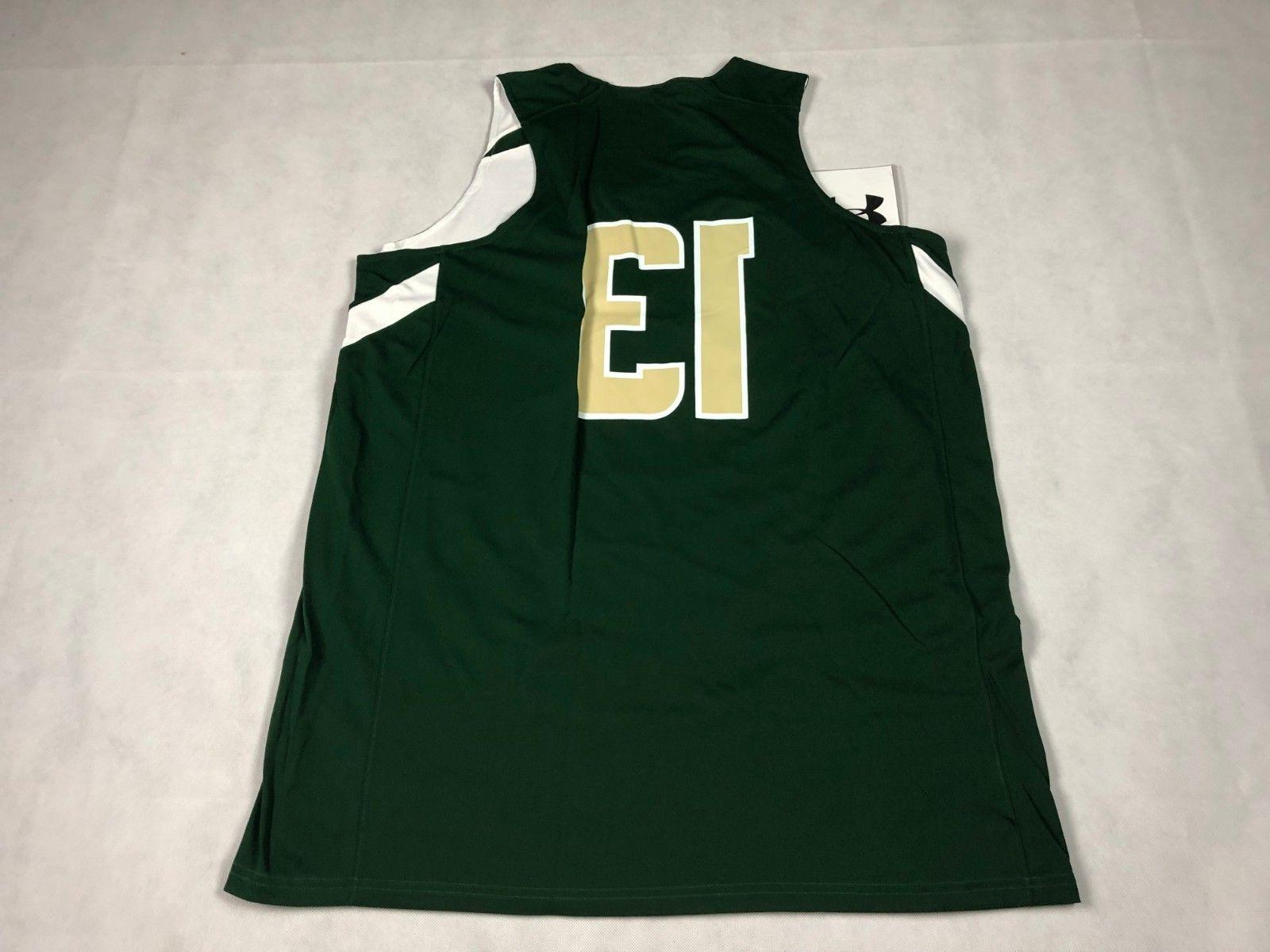 UNDER ARMOUR BASKETBALL REVERSIBLE JERSEY STATE
