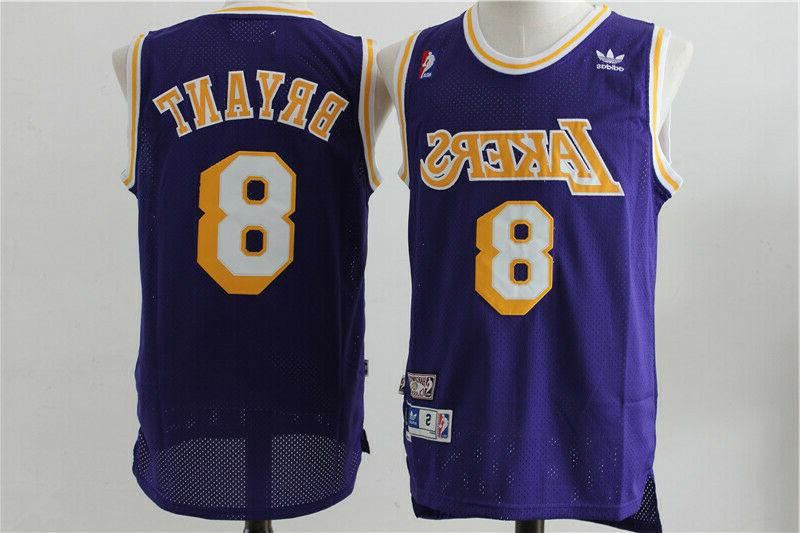 Angeles Bryant 8 Jersey Basketball