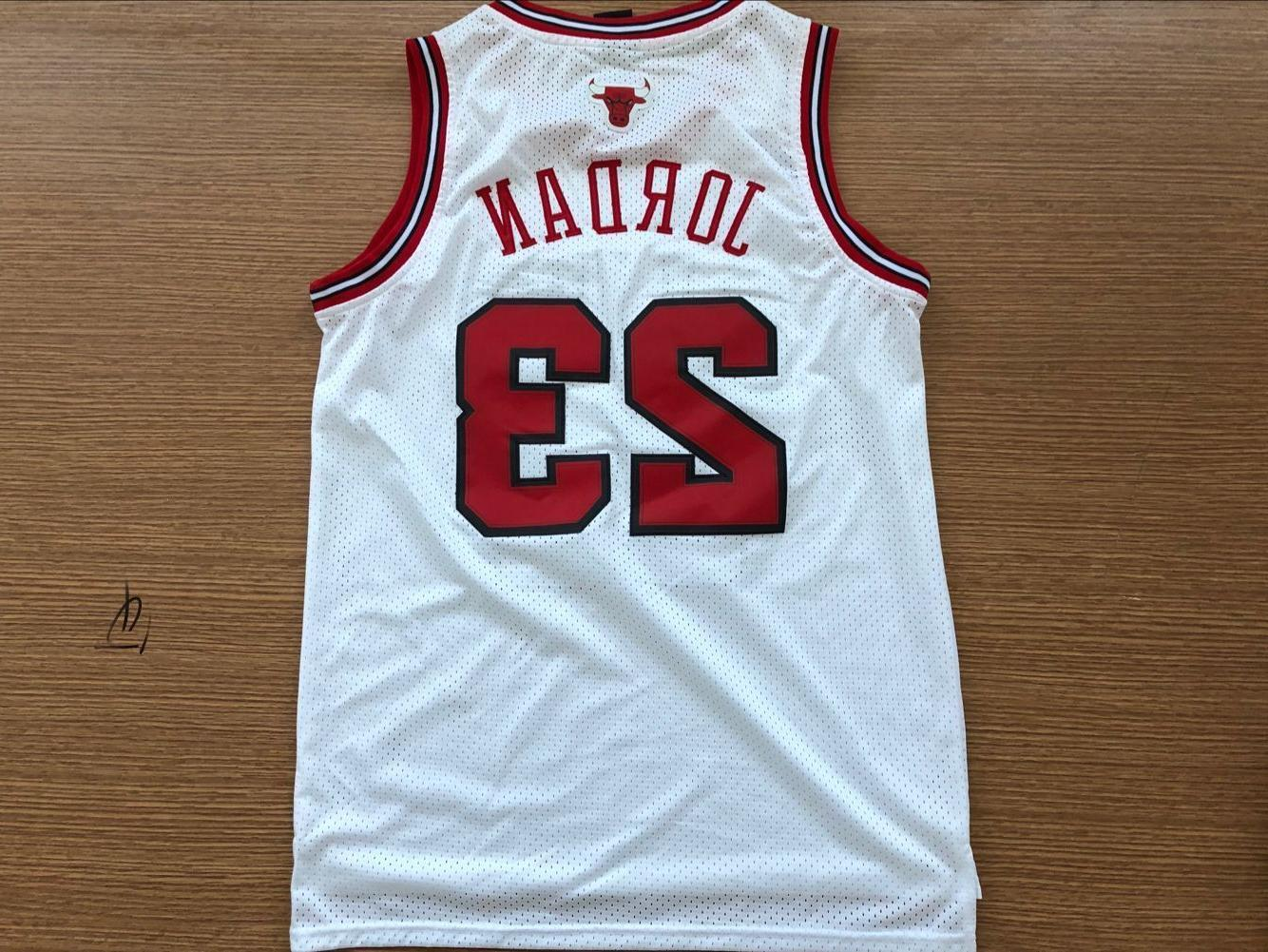 Michael Basketball Jersey Bulls