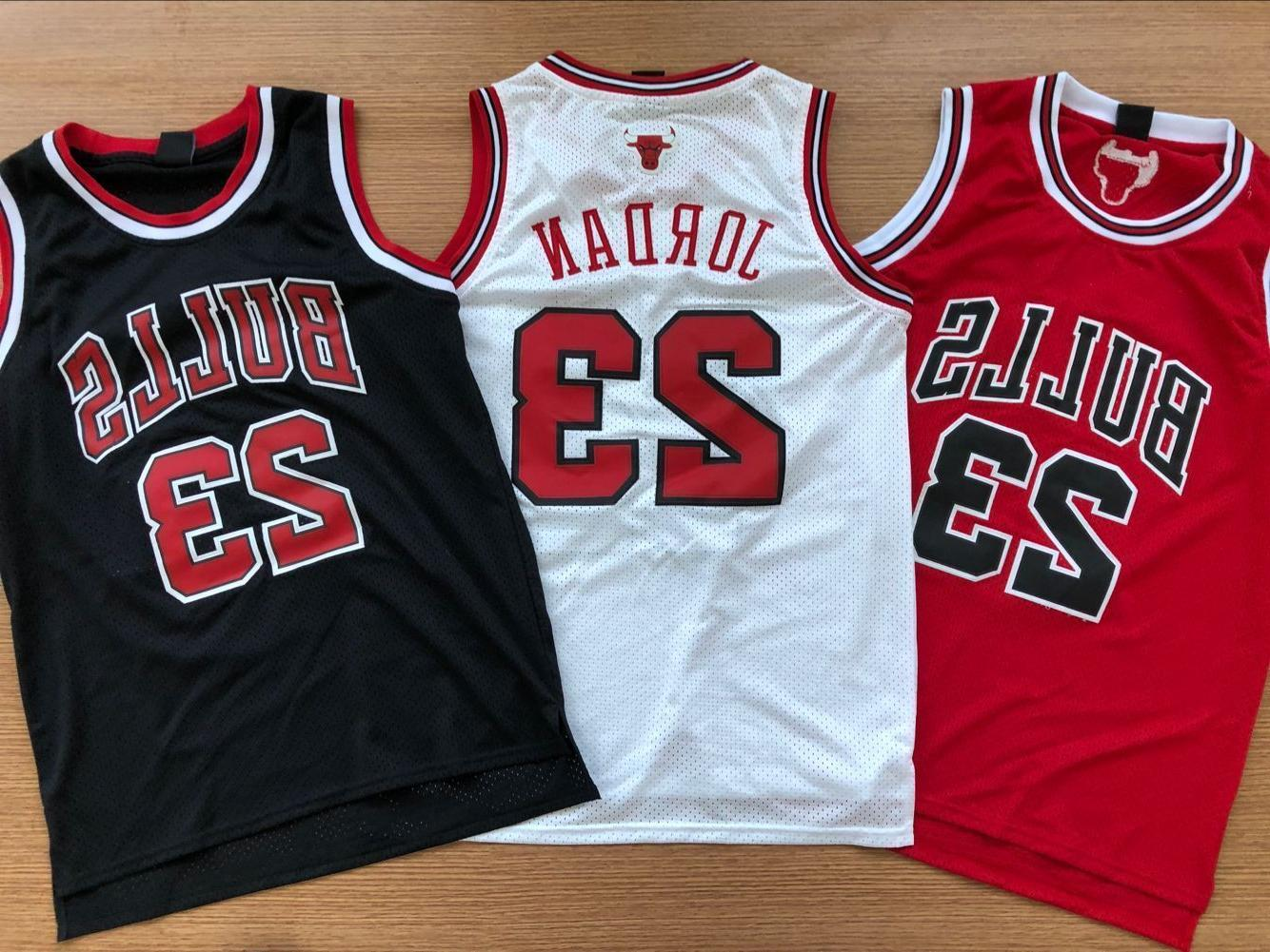 michael jordan throwback swingman basketball jersey 23