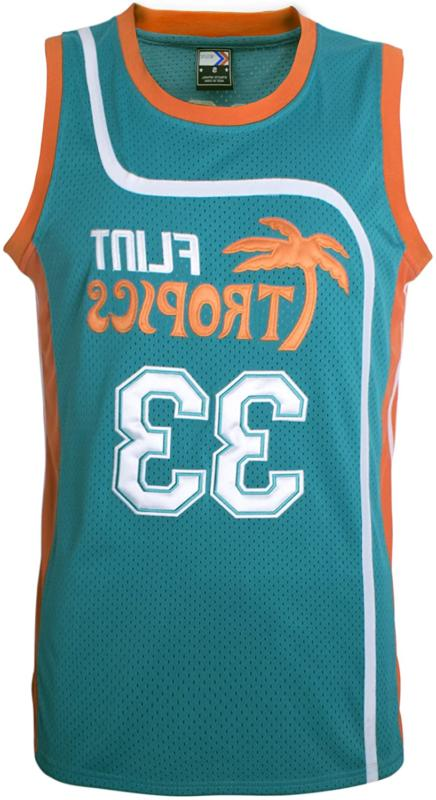 Molpe Moon 33 Flint Tropics Basketball Jersey And Shorts, Ha