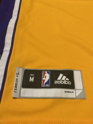 Adidas Los Angeles Lakers Andrew Basketball