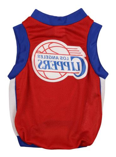Sporty Angeles Clippers Jersey