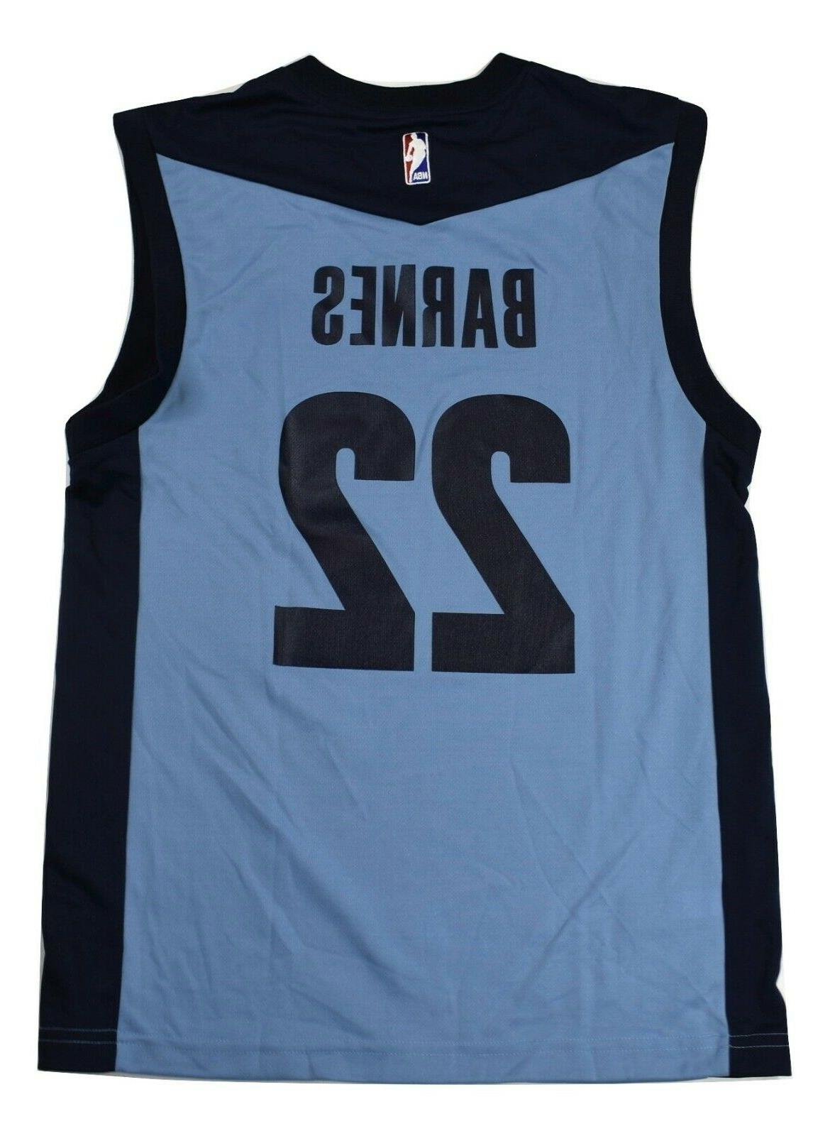 adidas NBA Mens Grizzlies Matt Basketball Jersey New