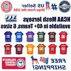NCAA Football/Basketball Mesh Jersey for Pets. available in