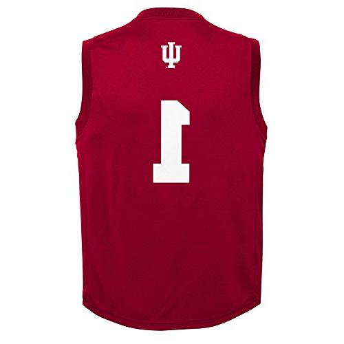 NCAA Outerstuff NCAA Indiana Hoosiers Chase Youth